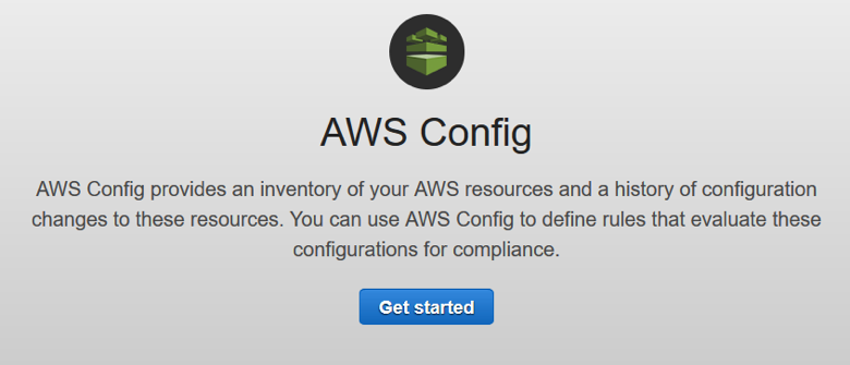aws-config-rules-get-started